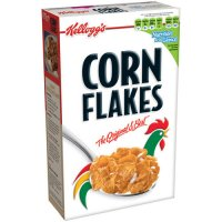 Kellogg's Corn Flakes Cereal 24oz Box product image