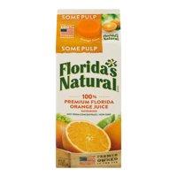 Florida's Natural Orange Juice Some Pulp 52oz CTN product image