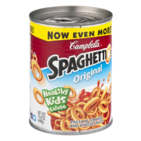 Campbell's SpaghettiOs Original 15.8oz Can product image