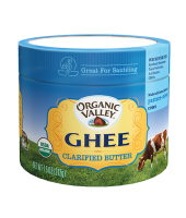 Organic Valley Ghee Clarified Butter 7.5oz PKG product image