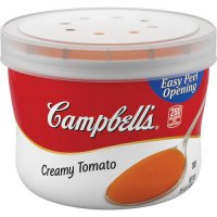 Campbell's Soup Bowl Creamy Tomato 15.4oz BWL product image