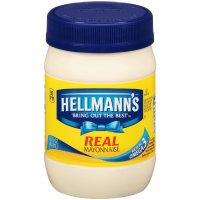 Hellmann's Real Mayonnaise 15oz Jar product image