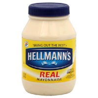 Hellmann's Real Mayonnaise 30oz Jar product image