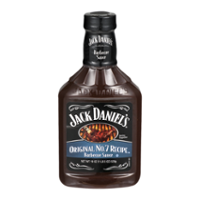 Jack Daniel's Original No.7 Recipe Barbecue Sauce 19oz BTL product image