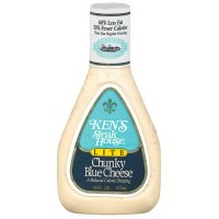 Ken's Steak House Dressing Chunky Blue Cheese Lite 16oz BTL product image
