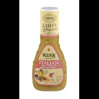 Ken's Steak House Dressing Italian with Garlic & Asiago 9oz BTL product image