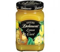 Dickinson's Lemon Curd Spread 10oz Jar product image
