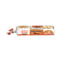 Thomas' English Muffins Original 6CT 12oz PKG product image