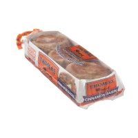 Thomas' English Muffins Cinnamon Raisin 6CT 13oz PKG product image