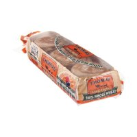 Thomas' English Hearty Muffins 100% Whole Wheat 6CT 12oz. PKG product image