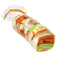 Thomas' Bagels Onion 6CT 20oz PKG product image
