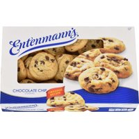 Entenmann's Cookies Chocolate Chip Original Recipe 12oz Box product image