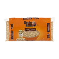 Uncle Ben's Rice Brown Whole Grain 32oz Bag product image