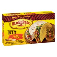 Old El Paso Dinner Kit Hard & Soft Tacos 12CT 11.4oz Box product image