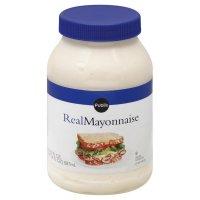 Store Brand Real Mayonnaise 15oz Jar product image