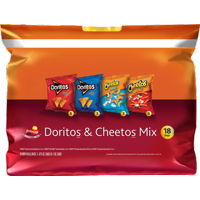 Frito Lay 2Go Doritos & Cheetos Mix Bags 18PK product image