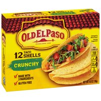 Old El Paso Taco Shells Crunchy 12CT 4.6oz Box product image
