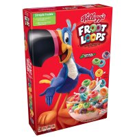 Kellogg's Froot Loops Cereal 10.1oz Box product image