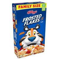 Kellogg's Frosted Flakes Cereal 24oz Box product image