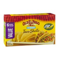 Old El Paso Crunchy Taco Shells 18CT 6.8oz Box product image