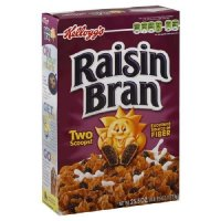 Kellogg's Raisin Bran Cereal 16.6oz Box product image