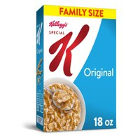 Kellogg's Special K Original Cereal 18oz Box product image