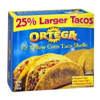 Ortega Taco Shells Hard 12CT 5.8oz PKG product image