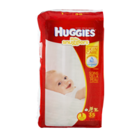 Huggies Little Snugglers Diapers Size 1 (8-14LB) Jumbo 35CT PKG product image