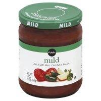 Store Brand Salsa Mild 16oz Jar product image
