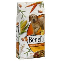 Purina Beneful Healthy Radiance Dry Dog Food 7LB Bag product image