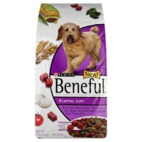 Purina Beneful Playful Life Dry Dog Food 7LB Bag product image