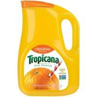 Tropicana Pure Premium Original Orange Juice No Pulp 89oz Jug product image