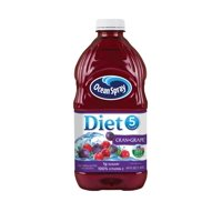 Ocean Spray Diet Cran-Grape Juice Beverage 64oz BTL product image