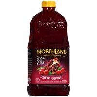 Northland 100% Juice Cranberry Pomegranate 64oz BTL product image