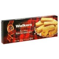 Walkers Pure Butter Shortbread 5.3oz PKG product image