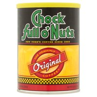 Chock Full O Nuts Ground Coffee For All Coffee Makers 11.3oz Can product image