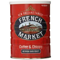 French Market Coffee and Chicory 12oz Can product image