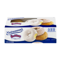 Entenmann's Softee Variety Pack 12CT 18.5oz Box product image