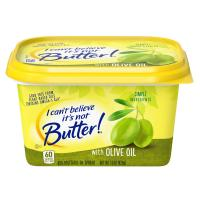 I Can't Believe It's Not Butter With Olive Oil 15oz Tub product image