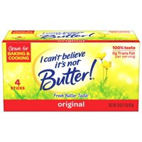 I Can't Believe It's Not Butter Sticks 4 Quarters 1LB Box product image
