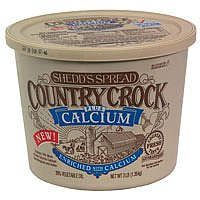 Shedd's Spread Country Crock Plus with Calcium Soft 45oz Tub product image