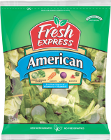Fresh Express Salad American Blends 11oz PKG product image