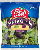 Fresh Express Salad Sweet & Crunchy 5oz Bag product image