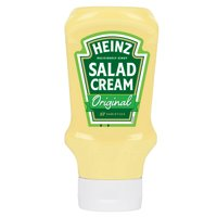 Heinz Original Salad Cream 14.9oz product image