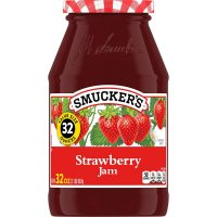 Smucker's Jam Strawberry 32oz Jar product image