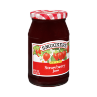 Smucker's Jam Strawberry Seedless 18oz Jar product image