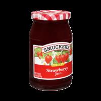 Smucker's Jam Strawberry Seedless 18oz Jar product image