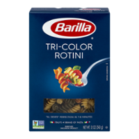 Barilla Tri-Color Rotini 12oz Box product image