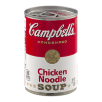 Campbell's Condensed Soup Chicken Noodle 10.75oz Can product image