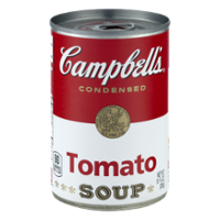 Campbell's Condensed Soup Tomato 10.7oz Can product image